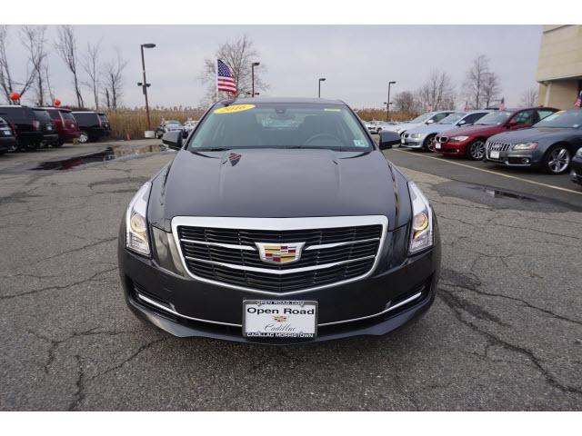 2016 Cadillac ATS Sedan 2.0L I4 AWD Luxury Collection - 1G6AH5RX4G0197925