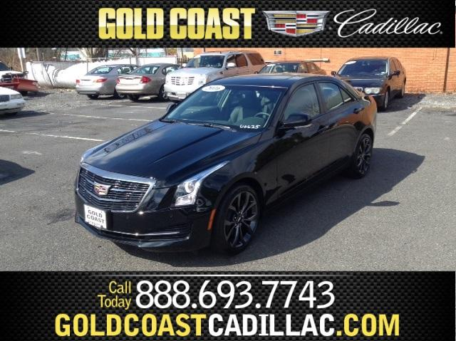 2016 Cadillac ATS Sedan 3.6L V6 AWD Luxury Collection - 1G6AH5RS0G0195366