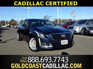 Used 2016 Cadillac CTS Sedan 2.0L Turbo I4 AWD - 1G6AW5SX3G0103257