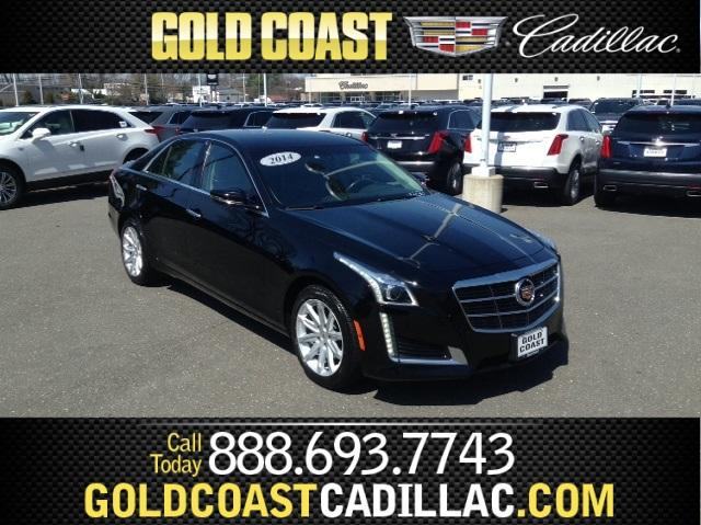 2014 Cadillac CTS Sedan 2.0L Turbo I4 AWD - 1G6AW5SX7E0142575