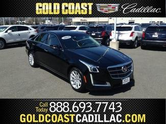 Used 2014 Cadillac CTS Sedan 2.0L Turbo I4 AWD - 1G6AW5SX7E0142575