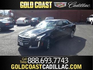 Used 2014 Cadillac CTS Sedan 2.0L Turbo I4 AWD Luxury - 1G6AX5SX0E0152510