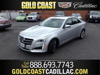 Used 2014 Cadillac CTS Sedan 2.0L Turbo I4 RWD Luxury - 1G6AR5SX7E0127775