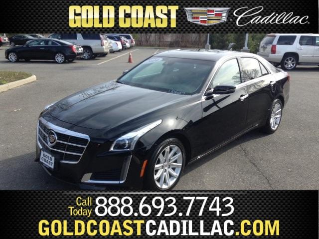 2014 Cadillac CTS Sedan 3.6L V6 AWD Luxury - 1G6AX5S36E0151021