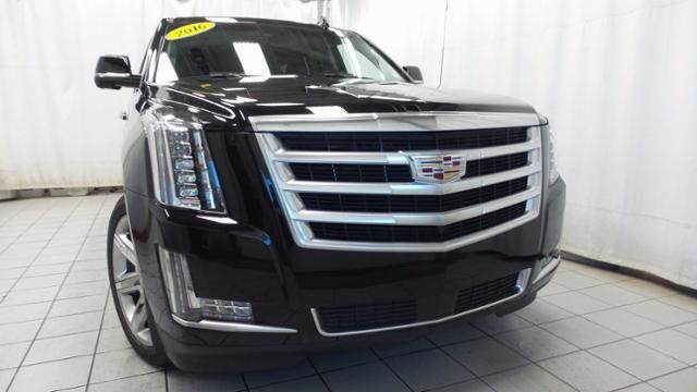 2016 Cadillac Escalade 4WD Premium Collection - 1GYS4CKJ1GR303812