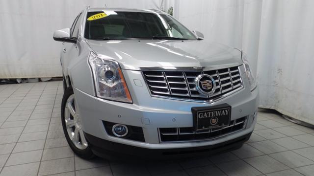 2014 Cadillac SRX AWD 4dr Premium Collection - 3GYFNGE38ES613663