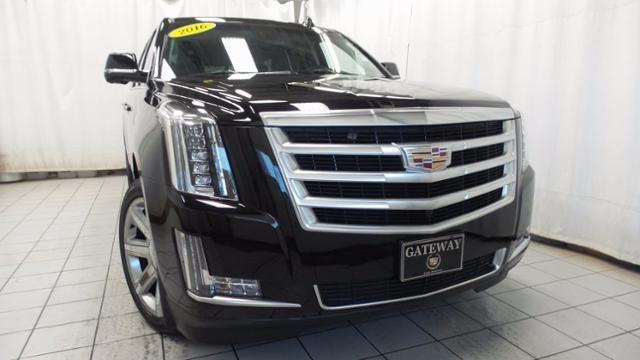 2016 Cadillac Escalade 4WD Luxury Collection - 1GYS4BKJ2GR360224