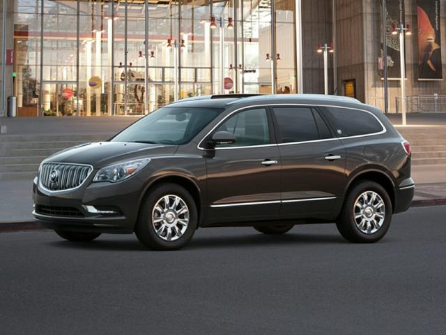 2014 Buick Enclave Leather AWD - 5GAKVBKDXEJ117335