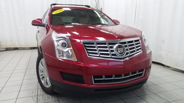 2016 Cadillac SRX AWD 4dr Luxury Collection - 3GYFNEE37GS532841