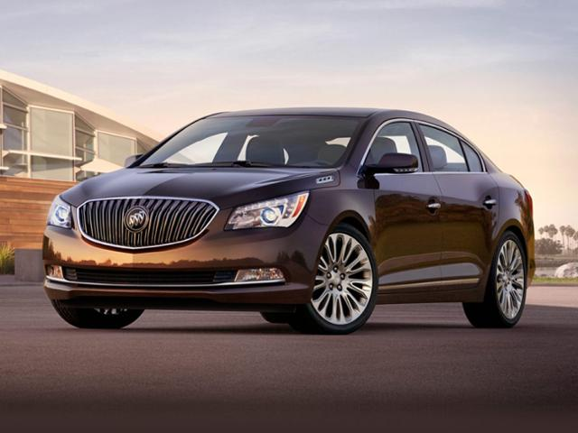 2014 Buick LaCrosse FWD Leather - 1G4GB5GR3EF207444