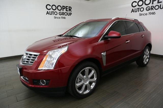 2013 Cadillac SRX FWD 4dr Premium Collection - 3GYFNEE35DS534003