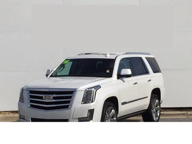 2016 Cadillac Escalade 4WD Premium Collection - 1GYS4CKJ0GR189723