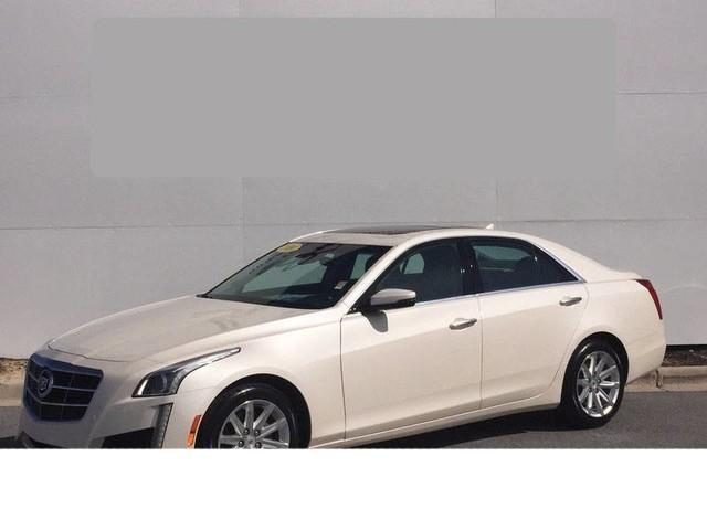 2014 Cadillac CTS Sedan 2.0L Turbo I4 AWD Luxury - 1G6AX5SX9E0123832