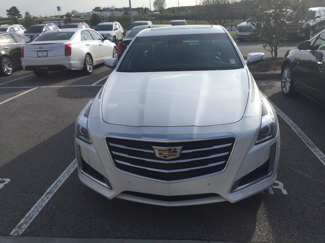 2016 Cadillac CTS Sedan 3.6L V6 RWD Performance - 1G6AS5SS2G0106263