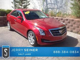 Used 2016 Cadillac ATS Sedan 2.0L I4 AWD Luxury Collection - 1G6AH5RXXG0178067