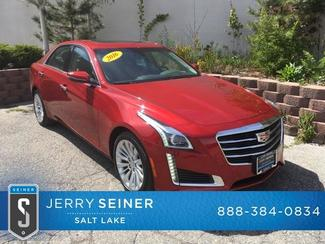 Used 2016 Cadillac CTS Sedan 2.0L Turbo I4 AWD Luxury - 1G6AX5SX7G0190870