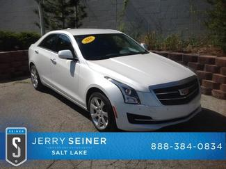 Used 2016 Cadillac ATS Sedan 2.0L I4 AWD Luxury Collection - 1G6AH5RX4G0196550