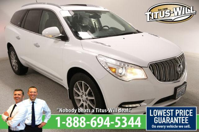2016 Buick Enclave Leather AWD - 5GAKVBKD6GJ276128