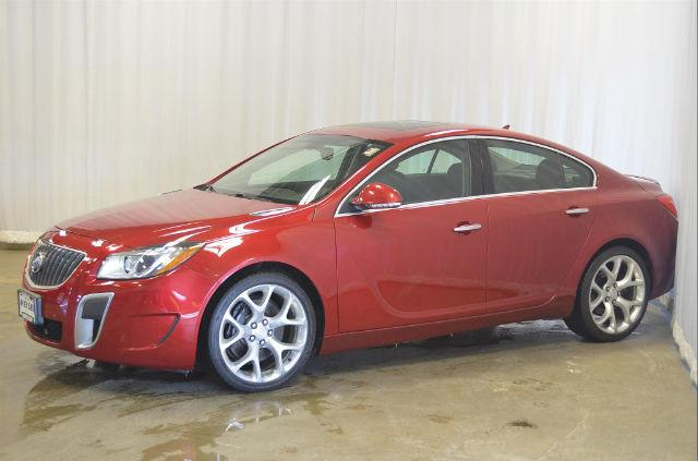 2013 Buick Regal GS - 2G4GV5GV7D9148376