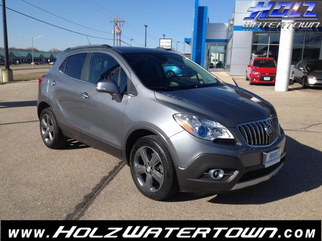 2014 Buick Encore Leather AWD - KL4CJGSBXEB525266