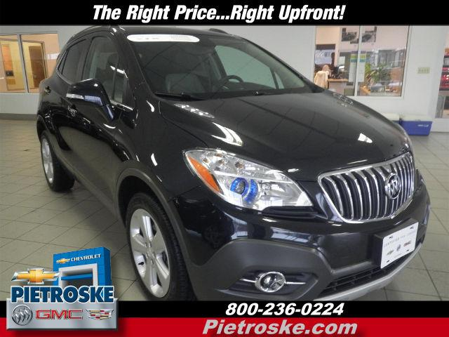 2015 Buick Encore Leather AWD - KL4CJGSB3FB103101