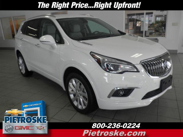 2016 Buick Envision AWD 4dr Premium I - LRBFXESX5GD236545