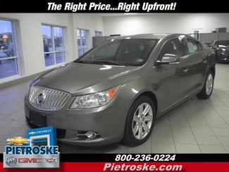 Used 2012 Buick LaCrosse FWD Premium 1 - 1G4GD5E39CF277486