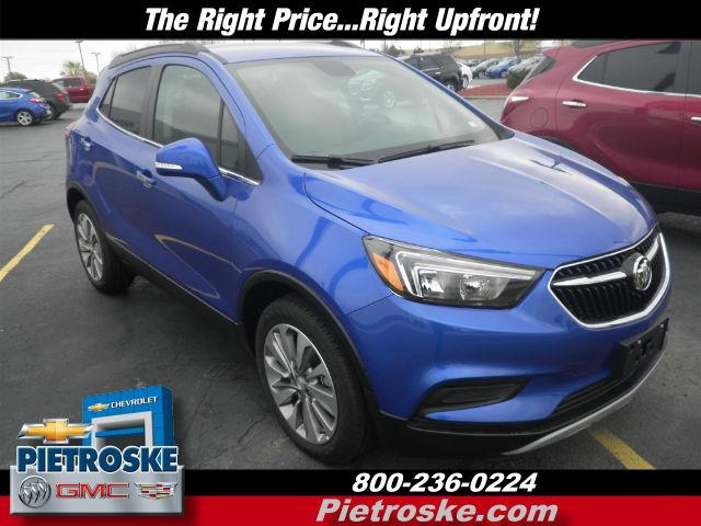 2017 Buick Encore Preferred FWD - KL4CJASB6HB029429