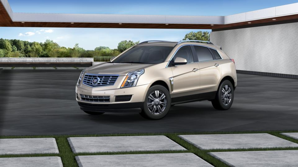 2016 Cadillac SRX Luxury Collection - 3GYFNEE35GS552540