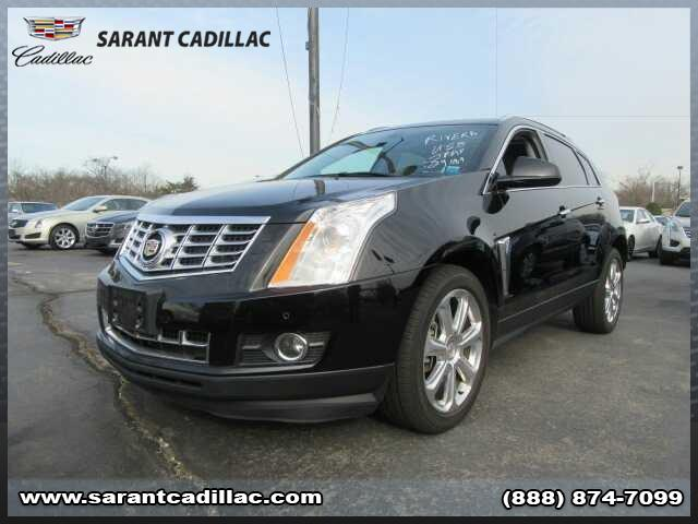 2014 Cadillac SRX AWD 4dr Performance Collection - 3GYFNFE30ES560595